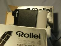 '   Rollei Beta 4 Flash Boxed ' Rollei Beta 4 Camera Flash Boxed £9.99